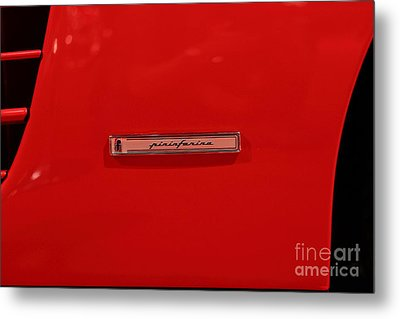 1986 Ferrari Testarossa - 5d20023 Metal Print by Home Decor