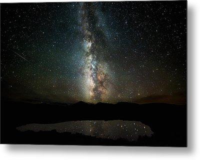 2 1/2 Mile High Milky Way Metal Print