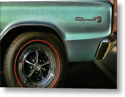 1966 Dodge Coronet 500 Metal Print by Gordon Dean II