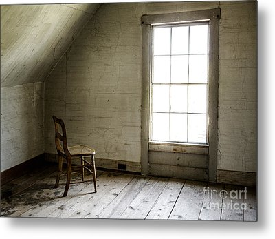 Abandoned   Metal Print by Diane Diederich