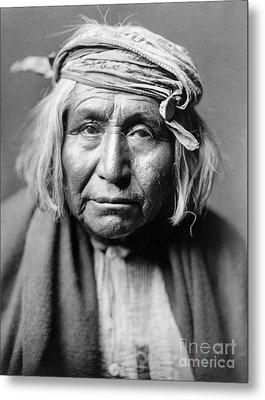 Apache Man, C1906 Metal Print by Granger