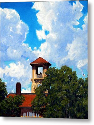Bell Tower Metal Print by Kevin Lawrence Leveque