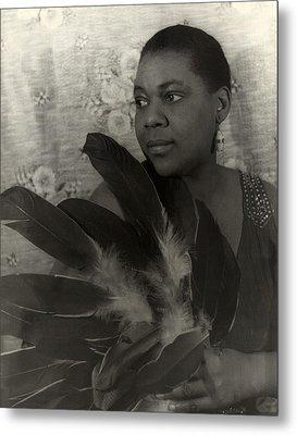Bessie Smith, American Blues Singer Metal Print by Everett