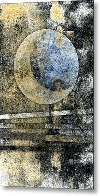 Blue Moon Metal Print by Carol Leigh