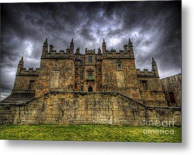 Bolsover Castle Metal Print by Yhun Suarez