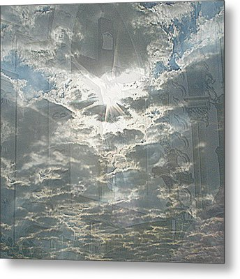 Bright Morning Star Metal Print
