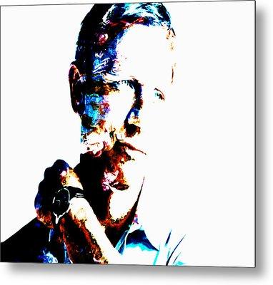 Daniel Craig 007 Metal Print