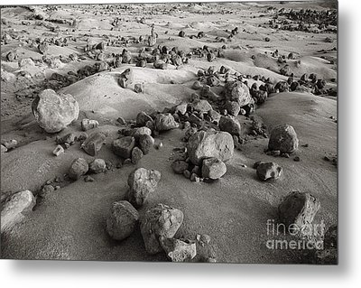 Garden Of The Gods Metal Print by Ron Dahlquist - Printscapes