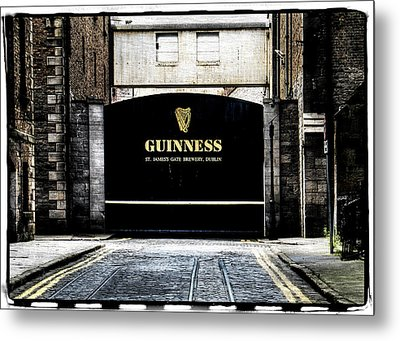 Guinness Metal Print by David Harding