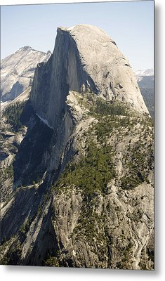 Half Dome Metal Print by Bransen Devey