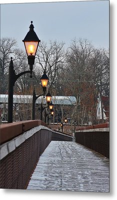 Light The Way Metal Print by Bruce Bley
