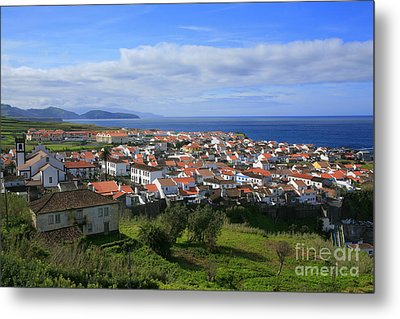 Maia - Azores Islands Metal Print