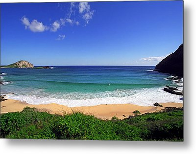 Makapuu Beach Metal Print by Kevin Smith