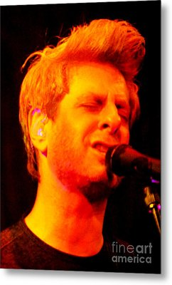 Mike Gordon Metal Print