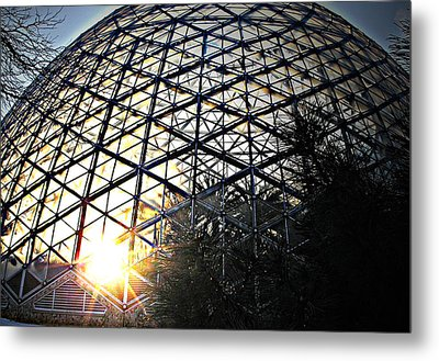 Milwaukee Sunset Metal Print by Terence McSorley