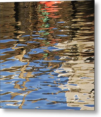 Reflections Metal Print by Charles Harden