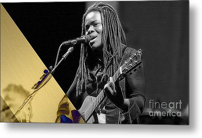Tracy Chapman Collection Metal Print