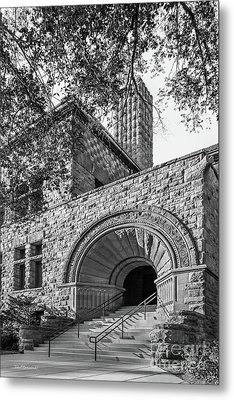 University Of Minnesota Pillsbury Hall Metal Print