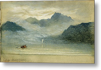 Untitled Metal Print by Lilias Trotter
