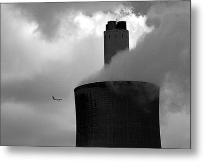 Watch Out Metal Print by Jez C Self