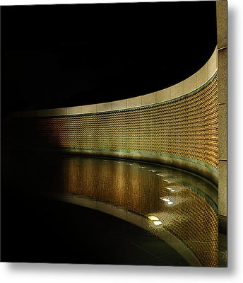 World War II Memorial - Stars Metal Print
