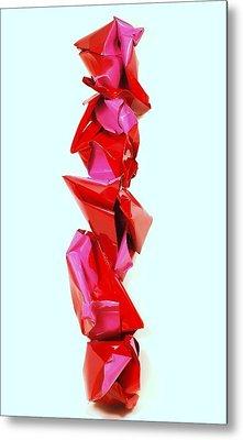 2004 Mini Super Stretch Limo  Metal Print by Mac Worthington
