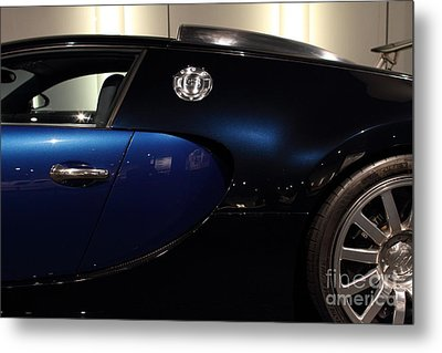 2006 Bugatti Veyron - 7d17281 Metal Print by Wingsdomain Art and Photography