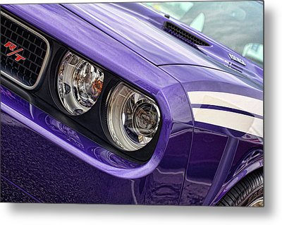 2011 Dodge Challenger Rt Metal Print by Gordon Dean II