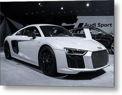 2017 Audi R8 Metal Print