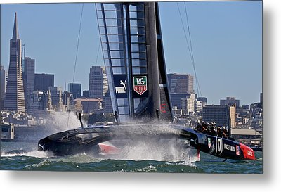 Team Oracle Metal Print
