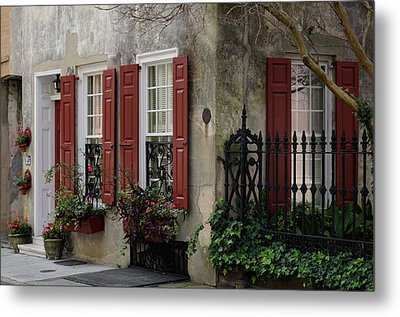 25 Queen St Metal Print