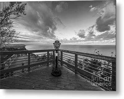 The Arcadia Overlook Metal Print by Twenty Two North Photography