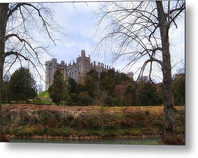Arundel Castle Metal Print by Joana Kruse