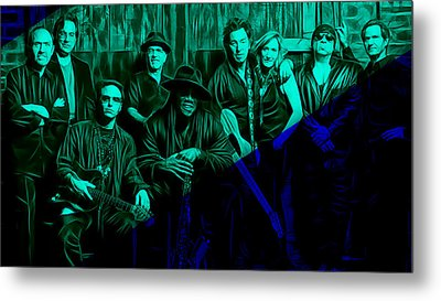 E Street Band Collection Metal Print