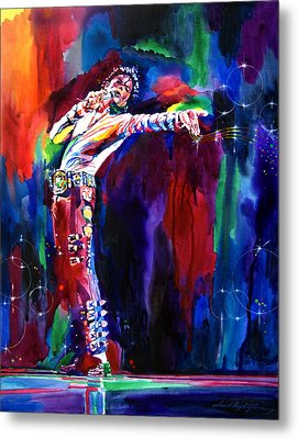 Jackson Magic Metal Print by David Lloyd Glover