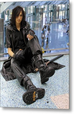 Los Angeles Animexpo 2009 Metal Print by Viktor Savchenko