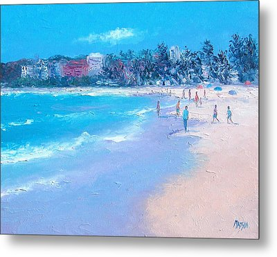 Manly Beach Metal Print