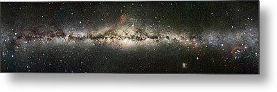 Milky Way Metal Print by Eckhard Slawik