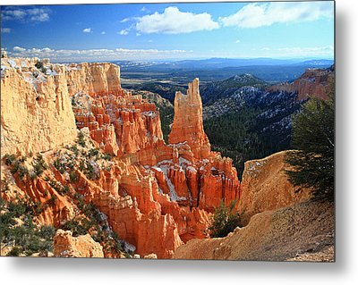 Paria Point In Bryce Canyon Metal Print by Pierre Leclerc Photography