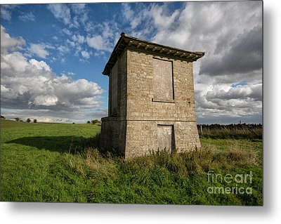 Richmond Racecourse Metal Print