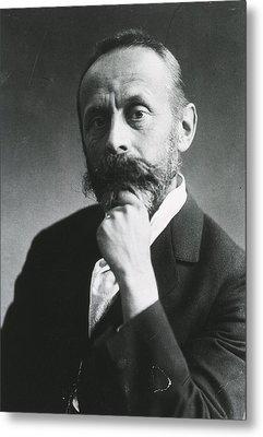 Rudolph Virchow 1821-1902, German Metal Print by Everett