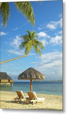 Tahiti, Bora Bora Metal Print by Kyle Rothenborg - Printscapes