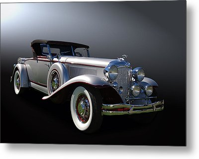 31 Chrysler Imperial Metal Print by Bill Dutting