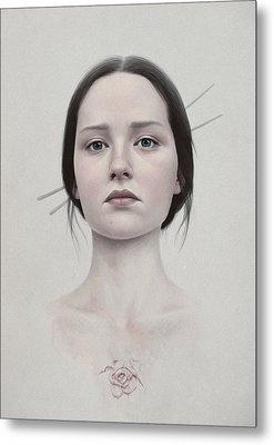 318 Metal Print by Diego Fernandez