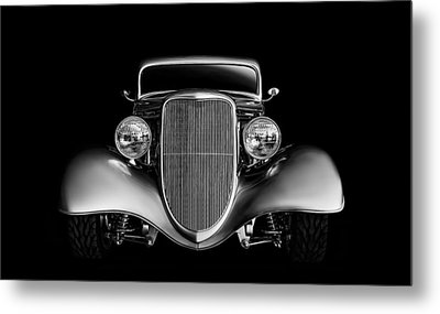 '33 Ford Hotrod Metal Print by Douglas Pittman