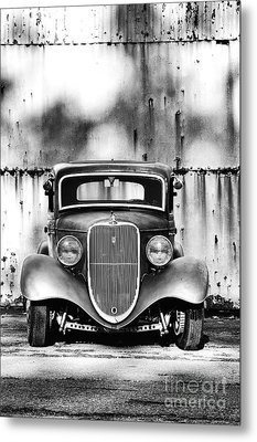 33 Ford V8 Metal Print by Tim Gainey