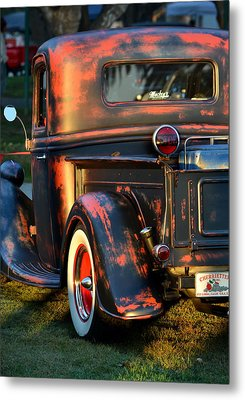 Classic Ford Pickup Metal Print by Dean Ferreira