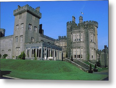 Dromoland Castle In Ireland Metal Print