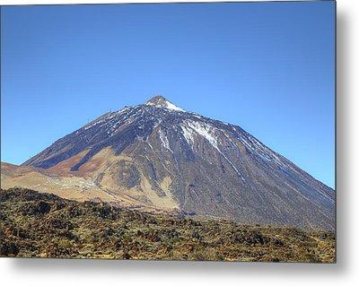 Tenerife - Mount Teide Metal Print