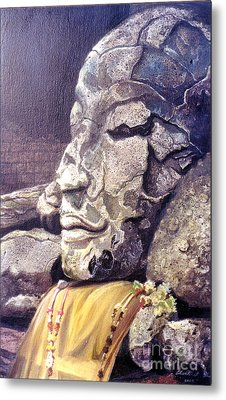 Virtue Metal Print